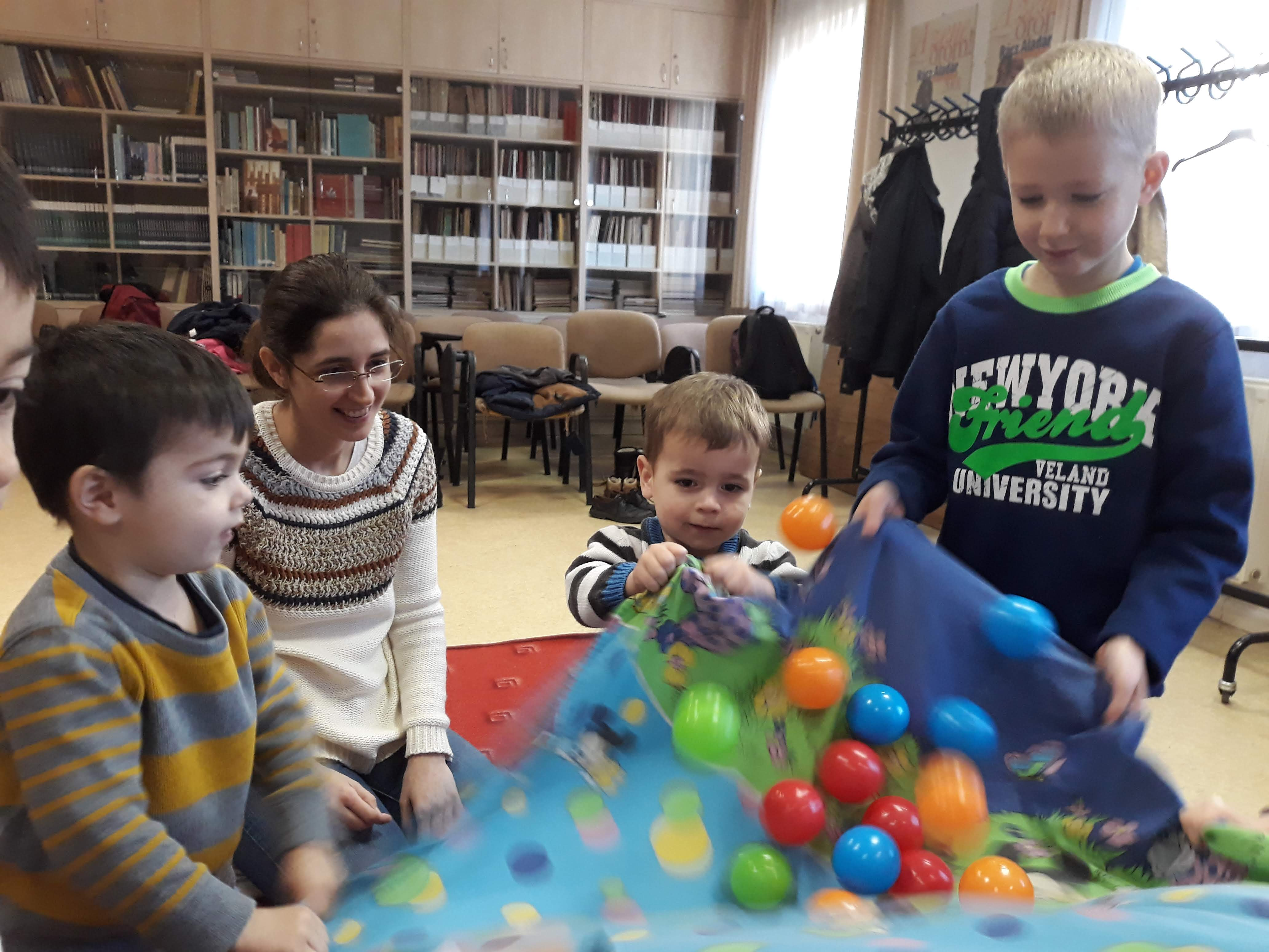Babamuzsika a Rácz Aladár Zeneiskolában