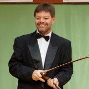 Tanszakvezető, hegedűtanár